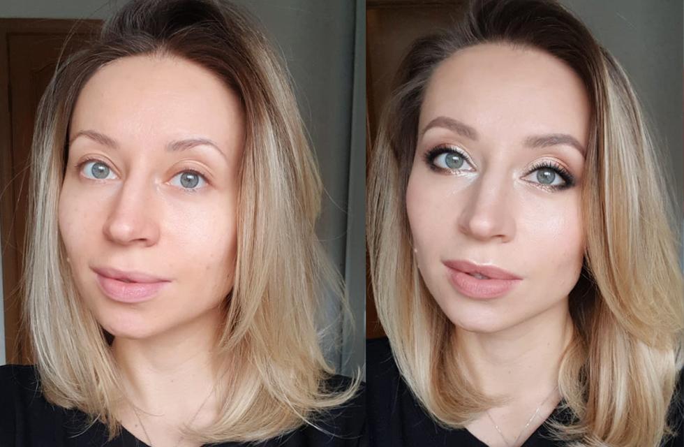 новогодний макияж 2019 фото