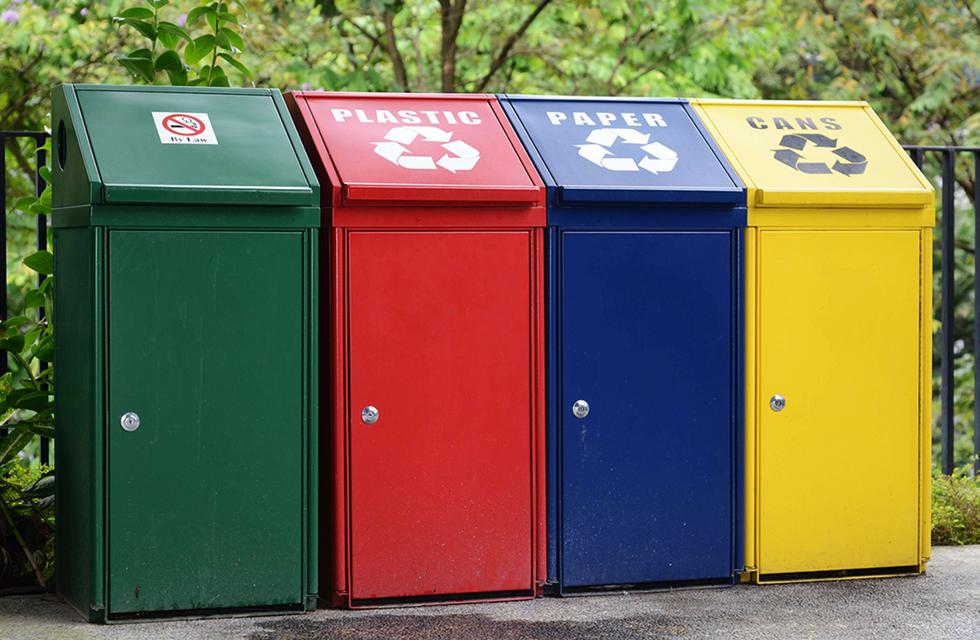 организация раздельного сбора отходов