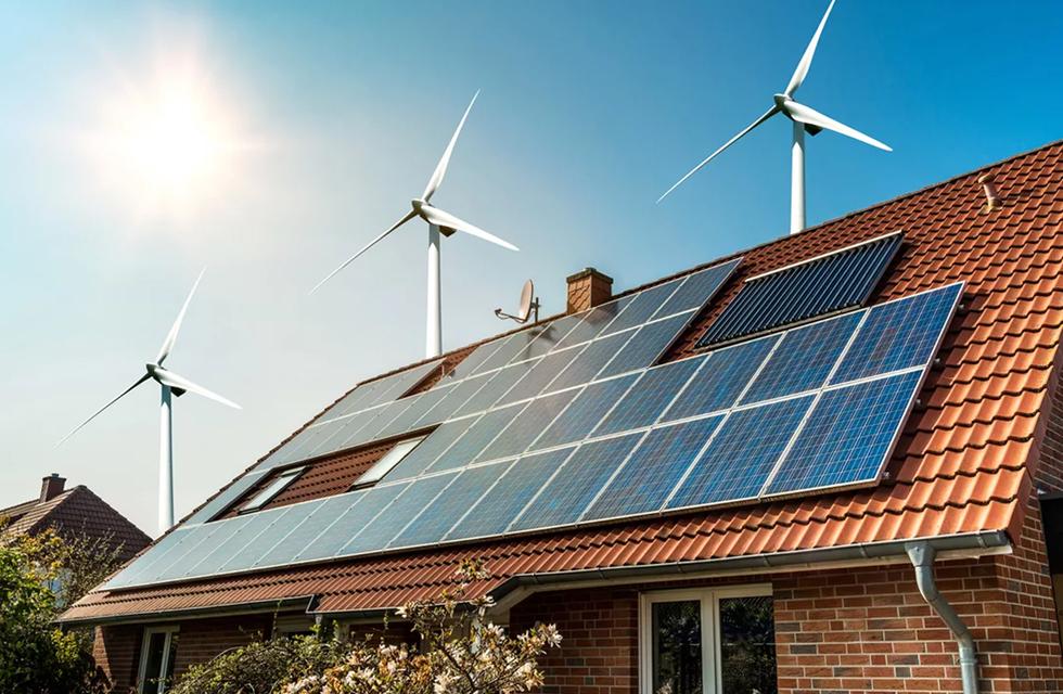экодом солнечные батареи