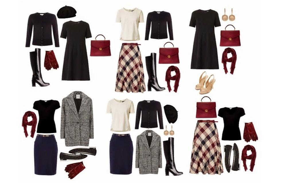 вещи идеального гардероба
