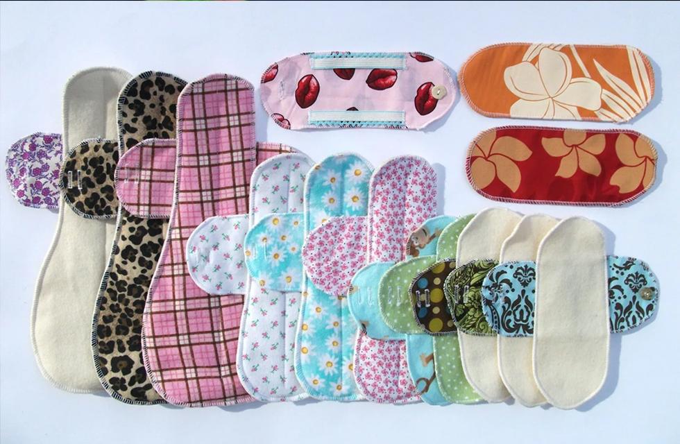 многоразовые женские прокладки