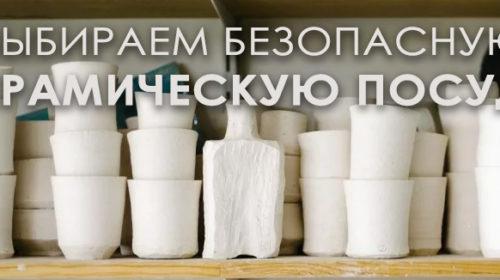 керамическая посуда как выбрать